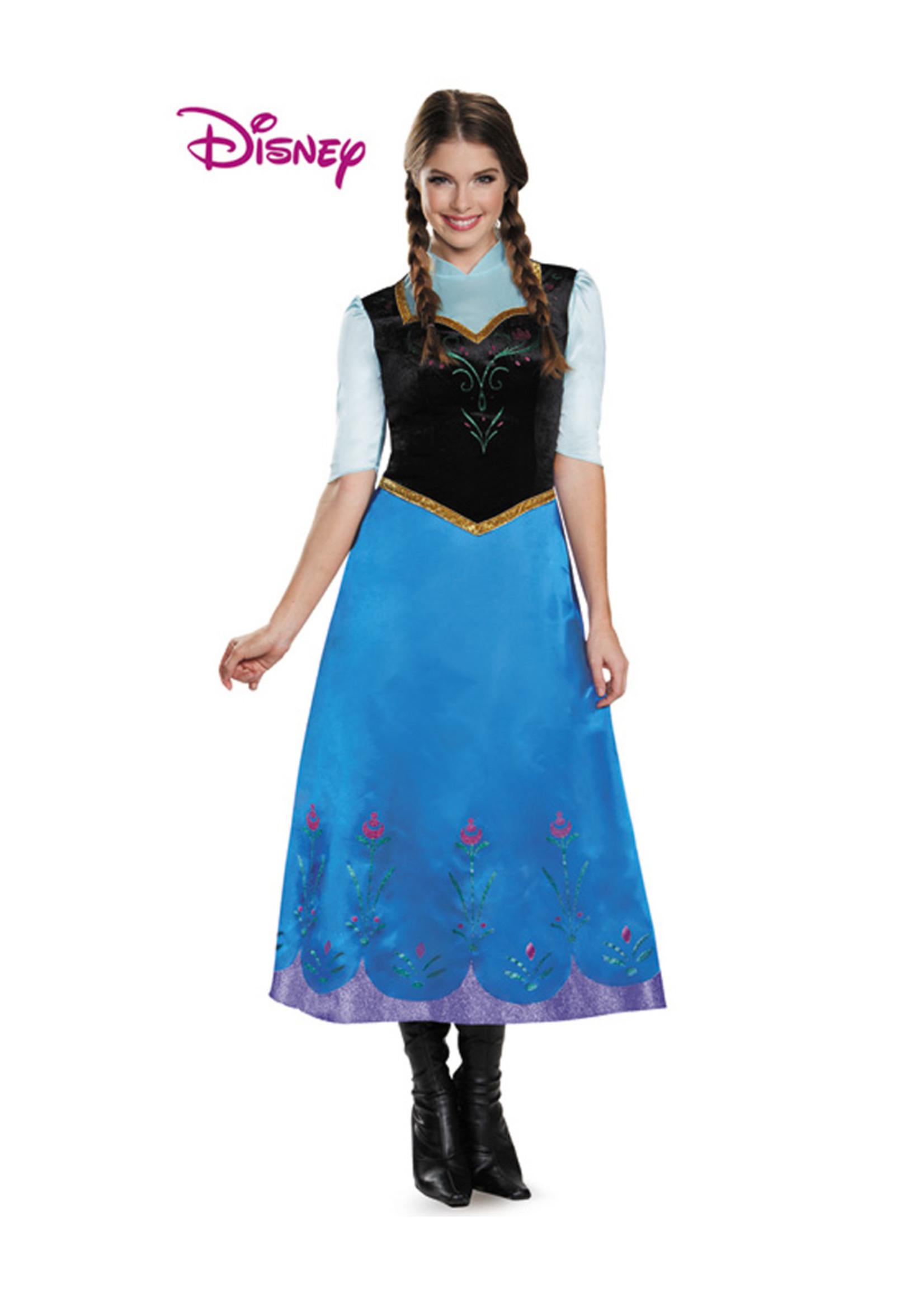 Anna Deluxe Costume - Women's