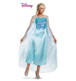 Elsa Deluxe Costume - Women's