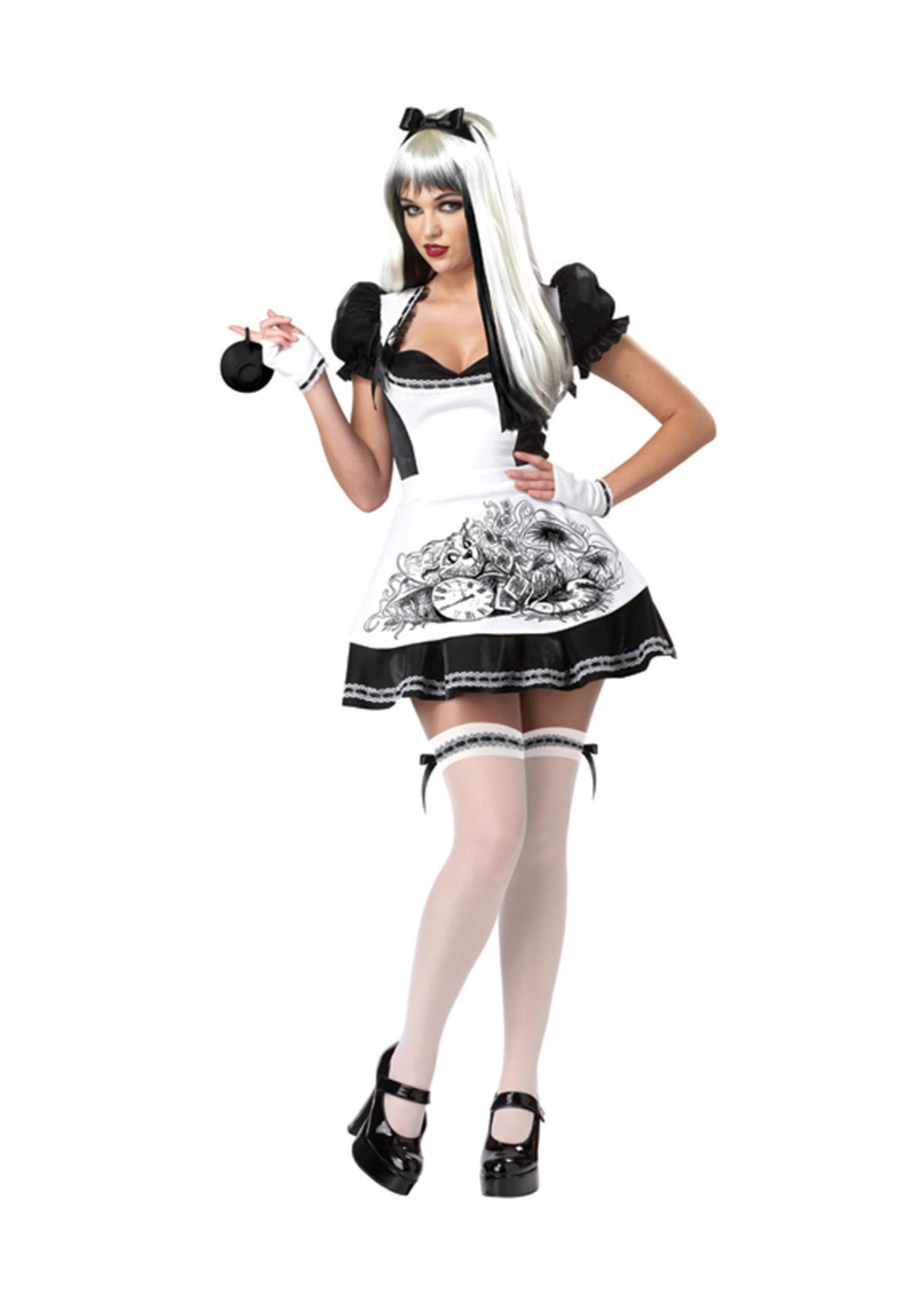Dark Alice Costume - Women's
