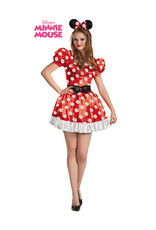 Minnie Mouse Costume - Women's