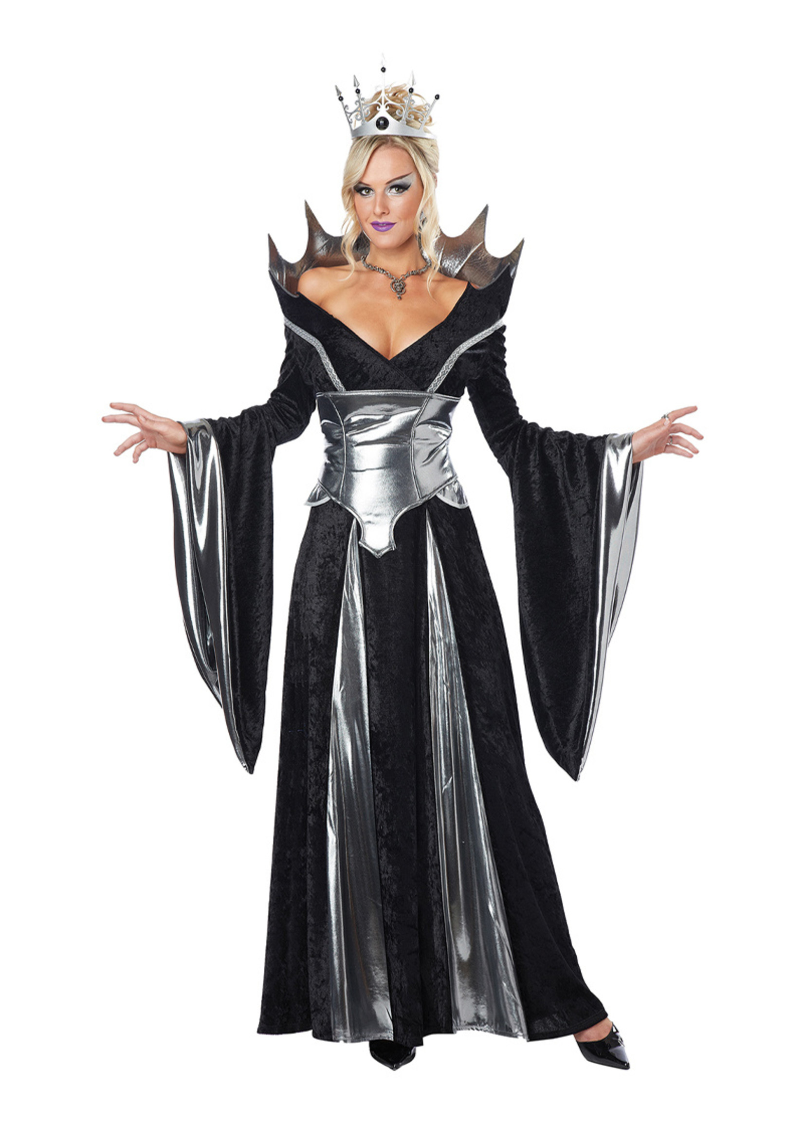 Malevolent Queen Costume - Women's