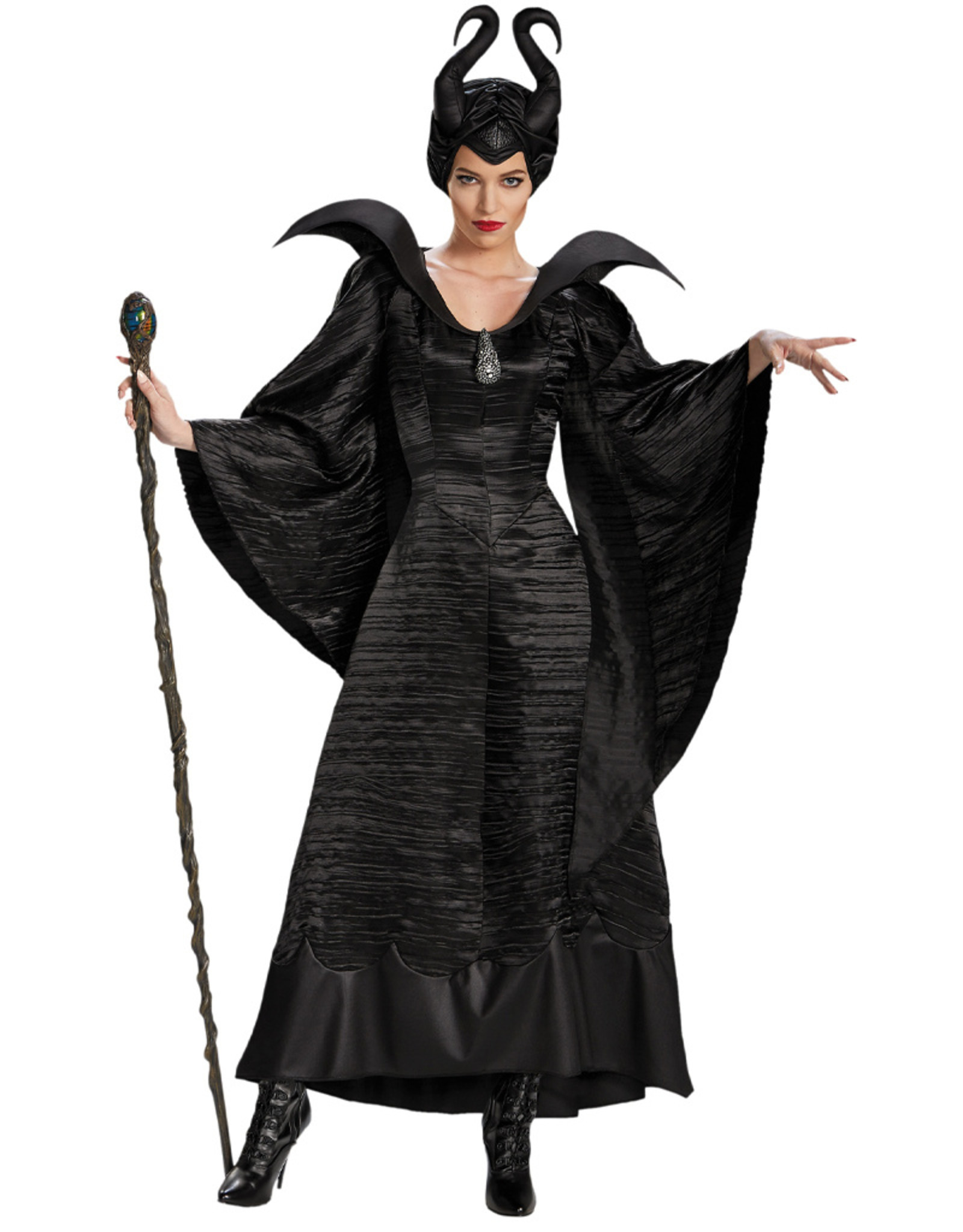 Maleficent Glam Costume - Women's