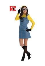 Female Minion  Costume - Women's