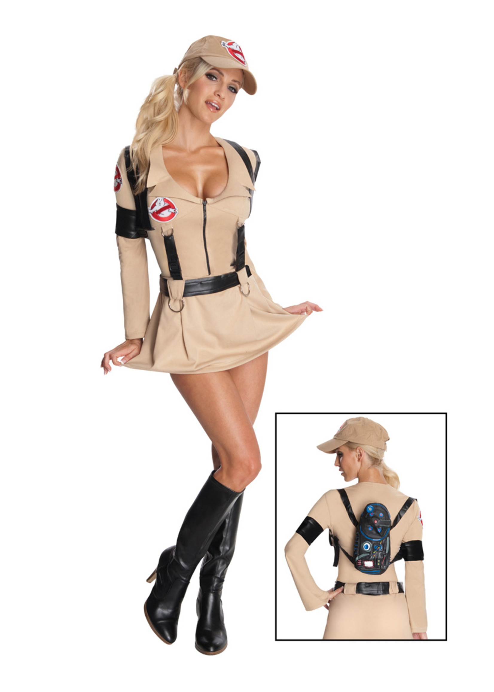 Ghostbusters Sexy Costume - Women's