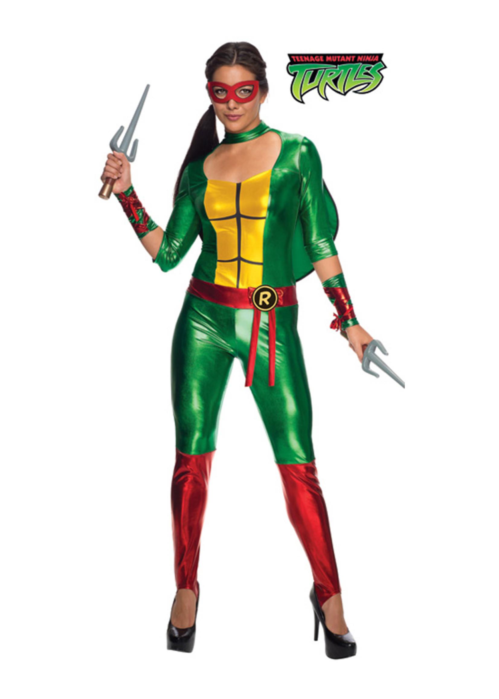 Raphael TMNT Costume - Women's