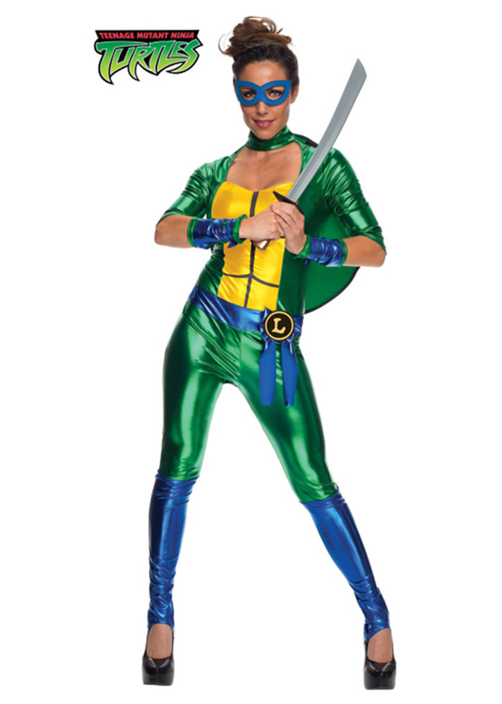 Leonardo TMNT Costume - Women's