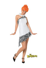 Wilma Flintstone Costume - Women's