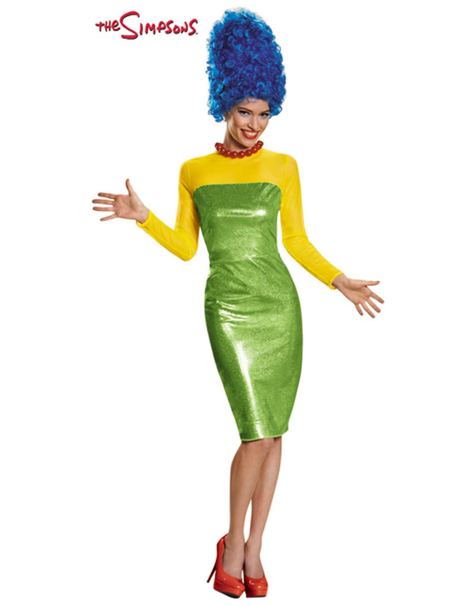Marge Simpson Costume - Women's
