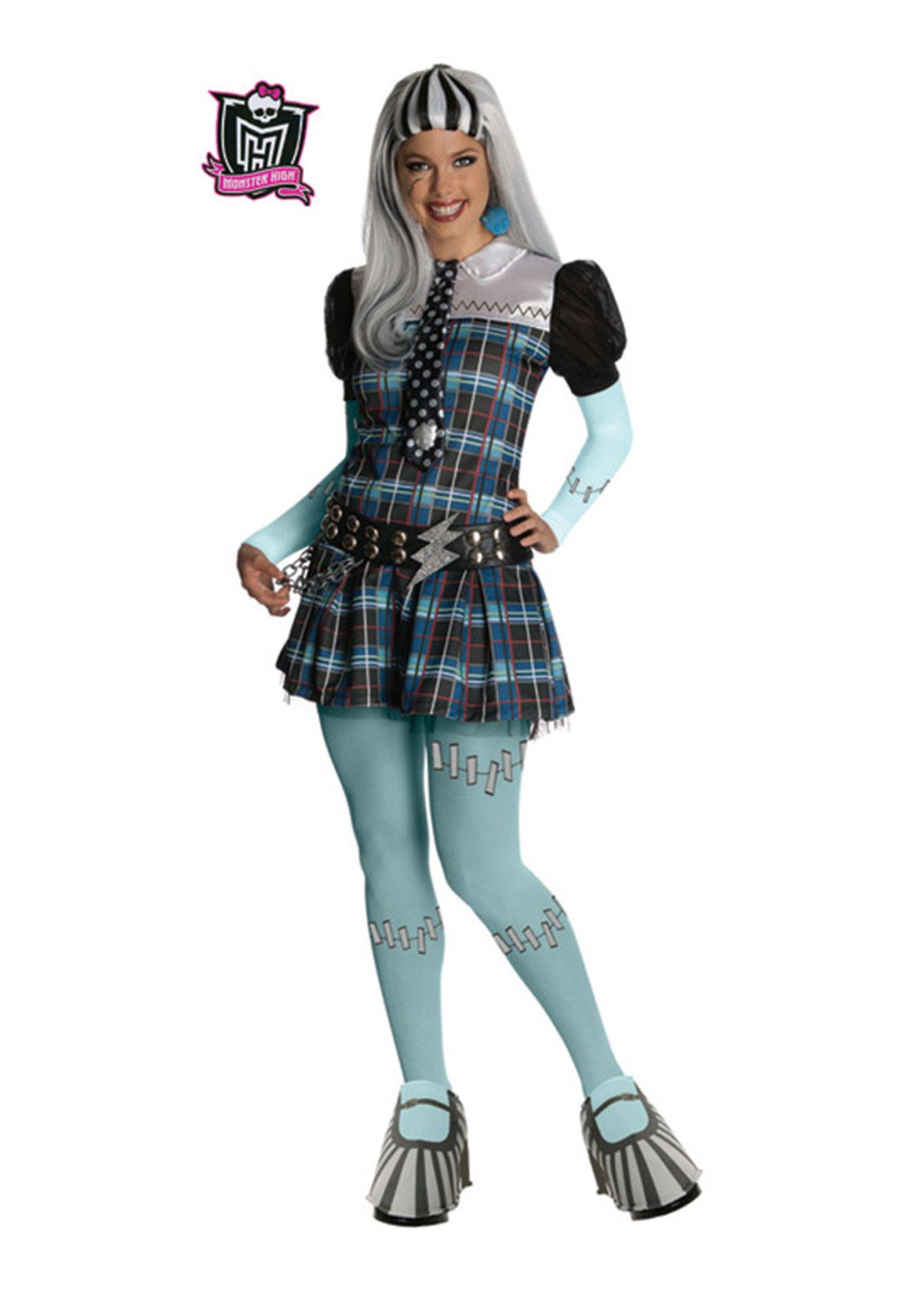 Frankie Stein Costume - Women's