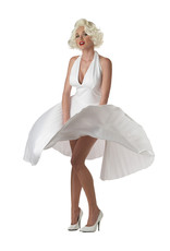 Marilyn Costume - Women's
