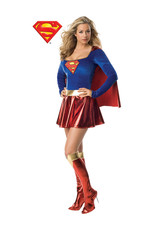 Supergirl Costume - Women's
