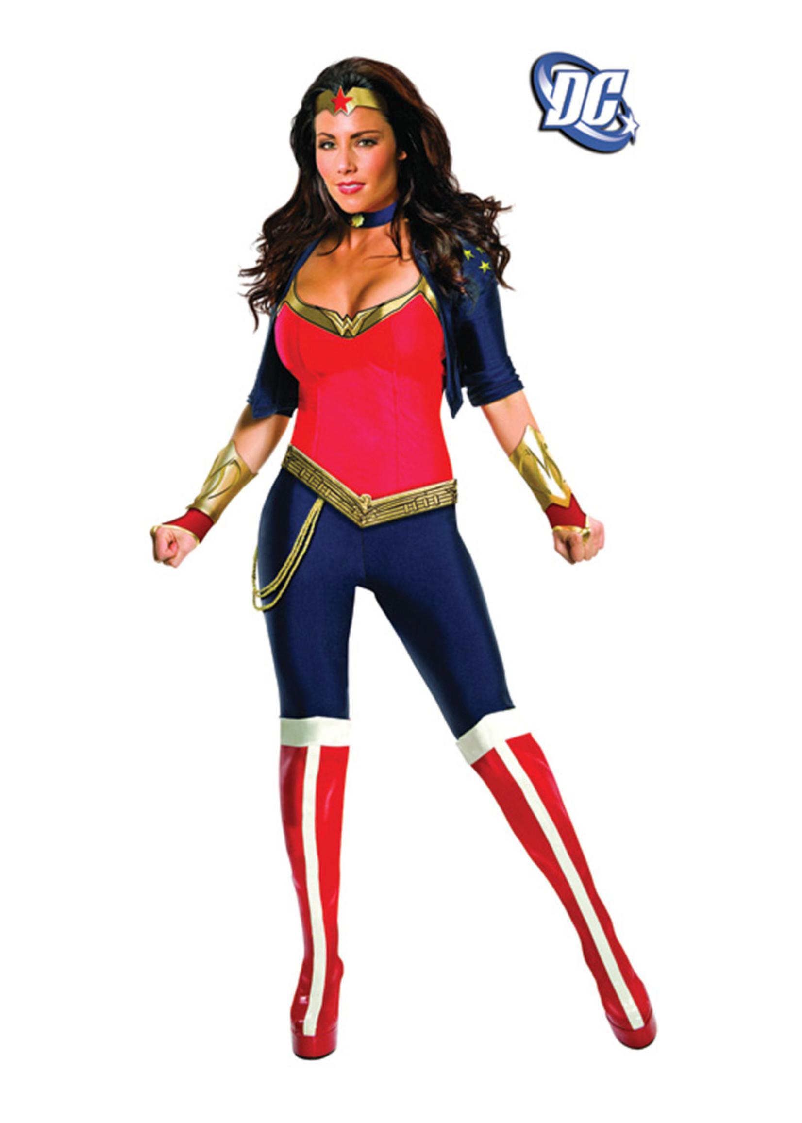 Wonder Woman Costume - Women's