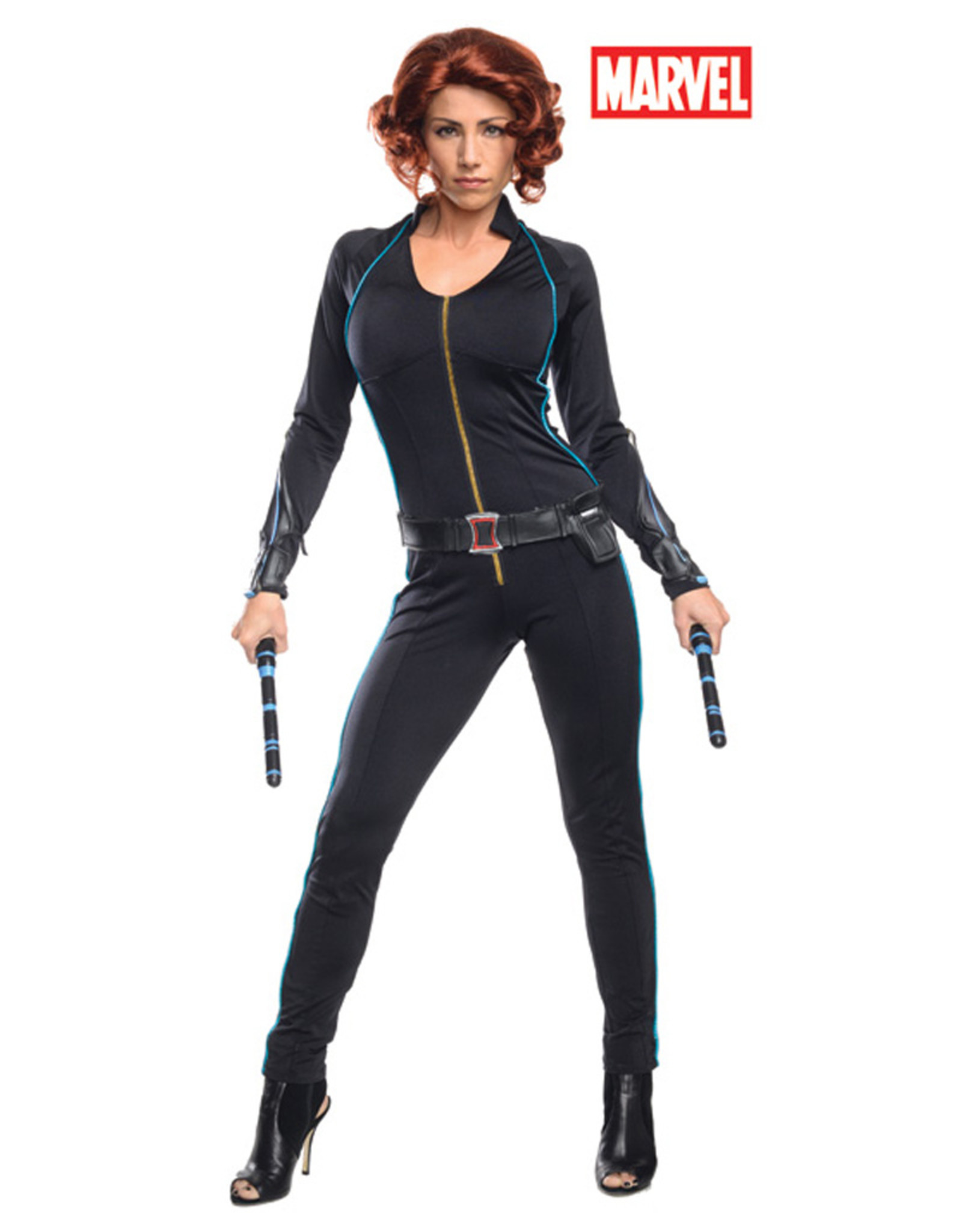 Black Widow Costume - Women's