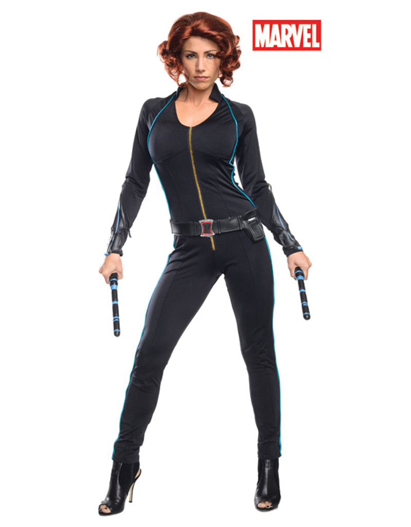 Black Widow Costume - Women's