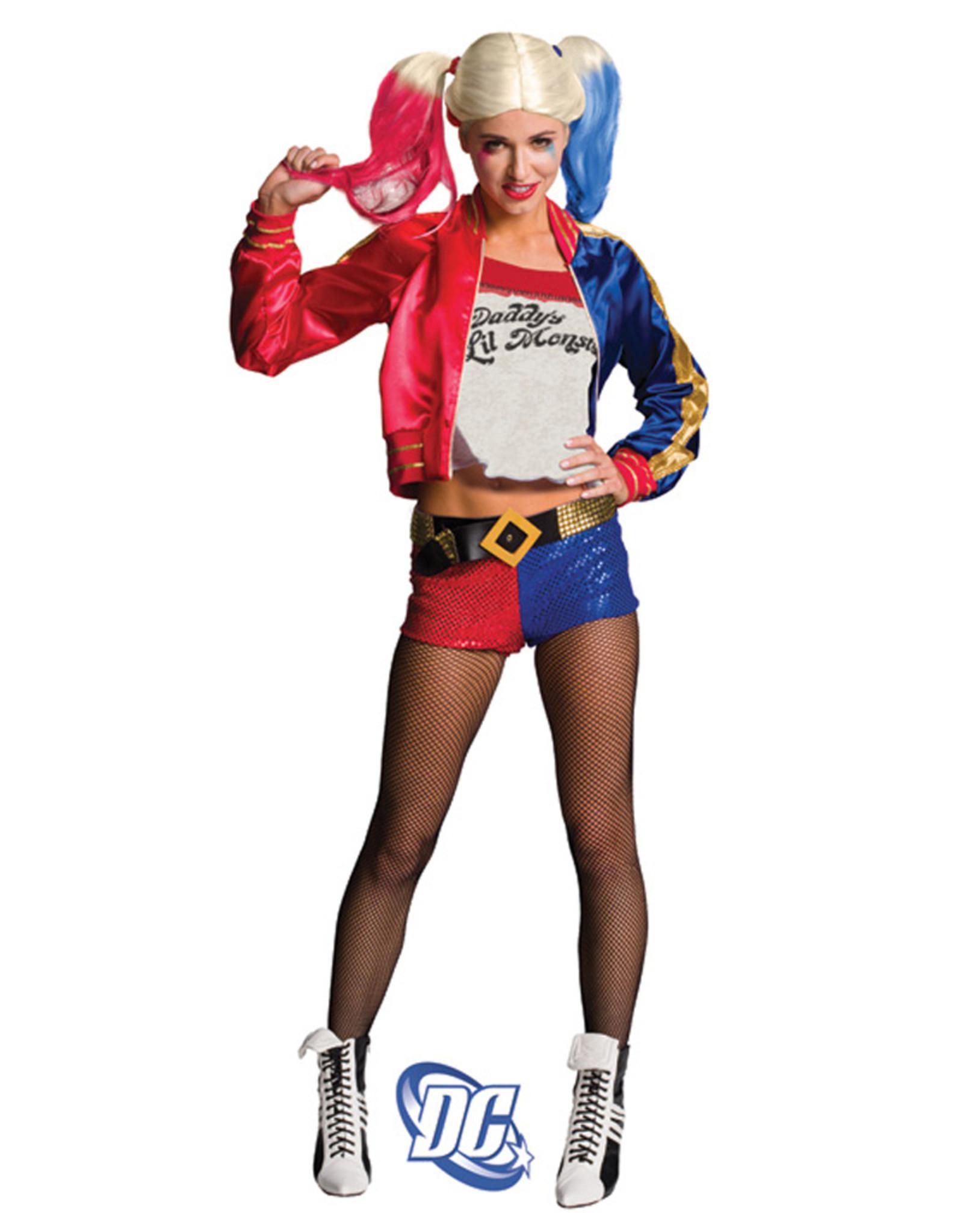 Harley Quinn Deluxe Costume - Women's