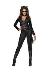 Fatal Feline Costume - Women's