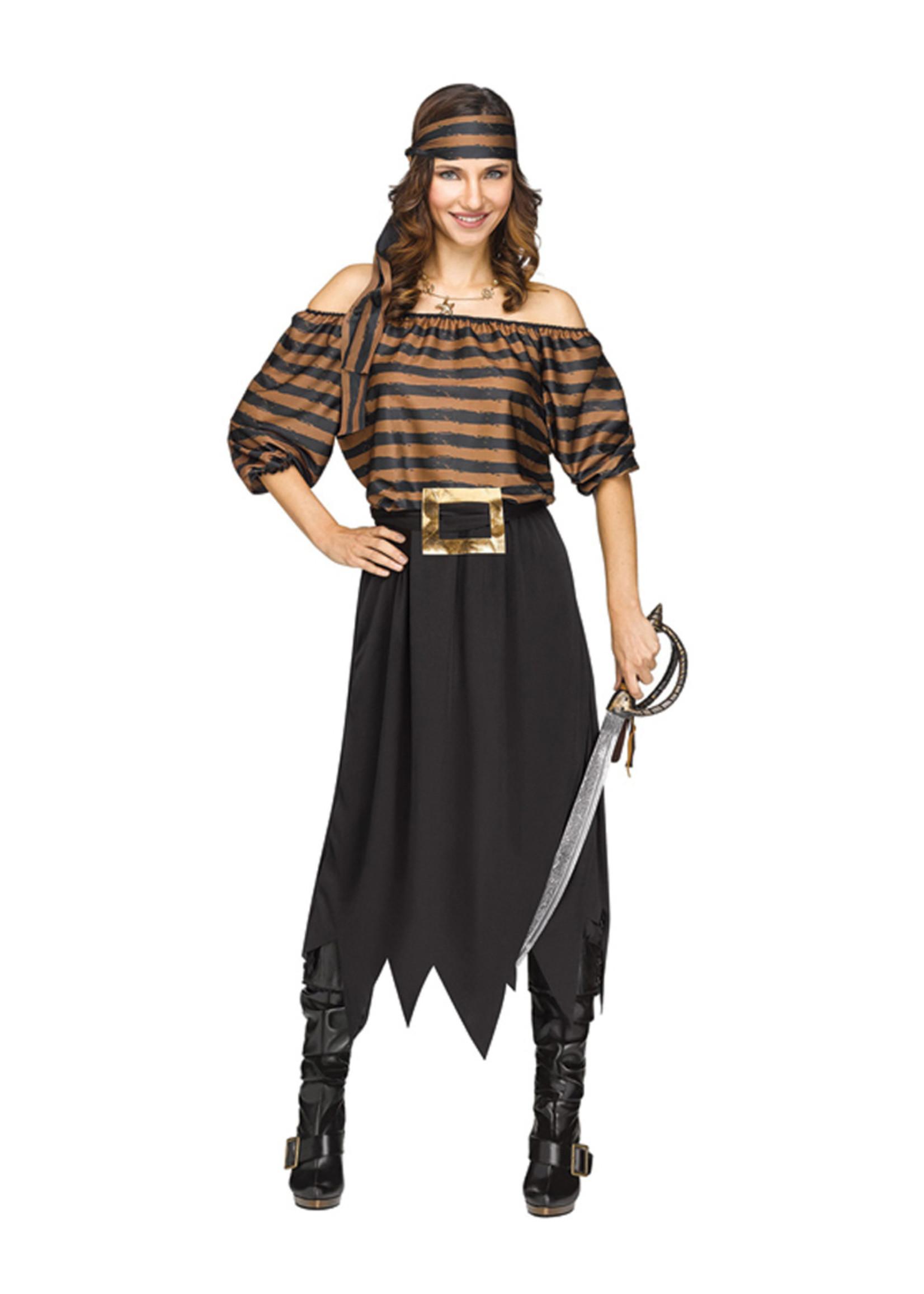 Sea Wench Costume - Women's