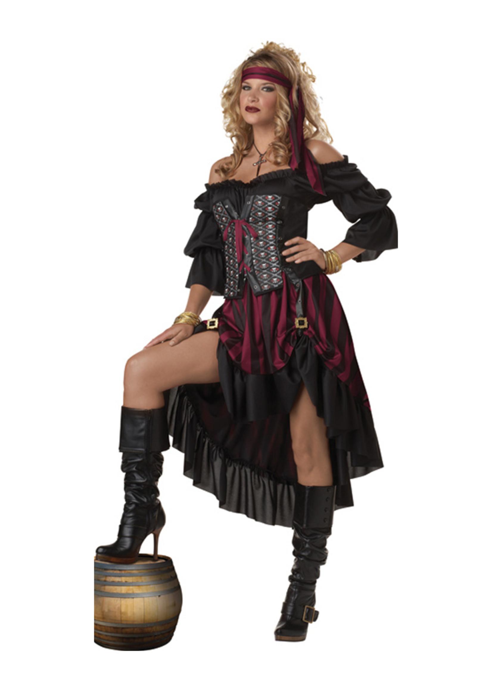 Pirate Wench Costume - Women's