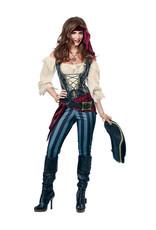 Brazen Buccaneer Costume - Women's