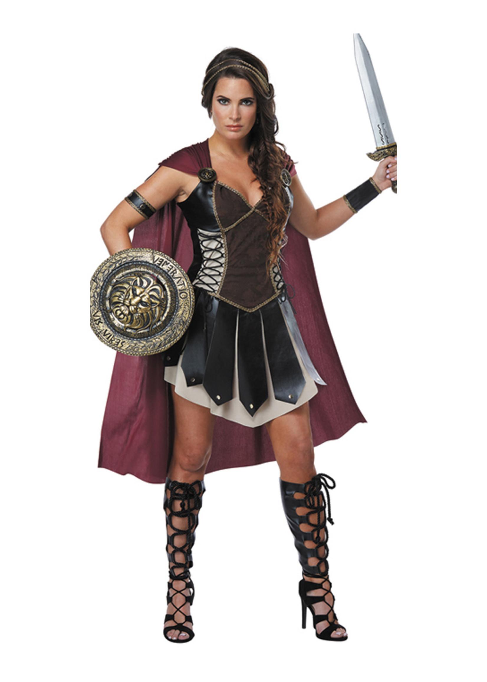 Glorious Gladiator Costume - Women's
