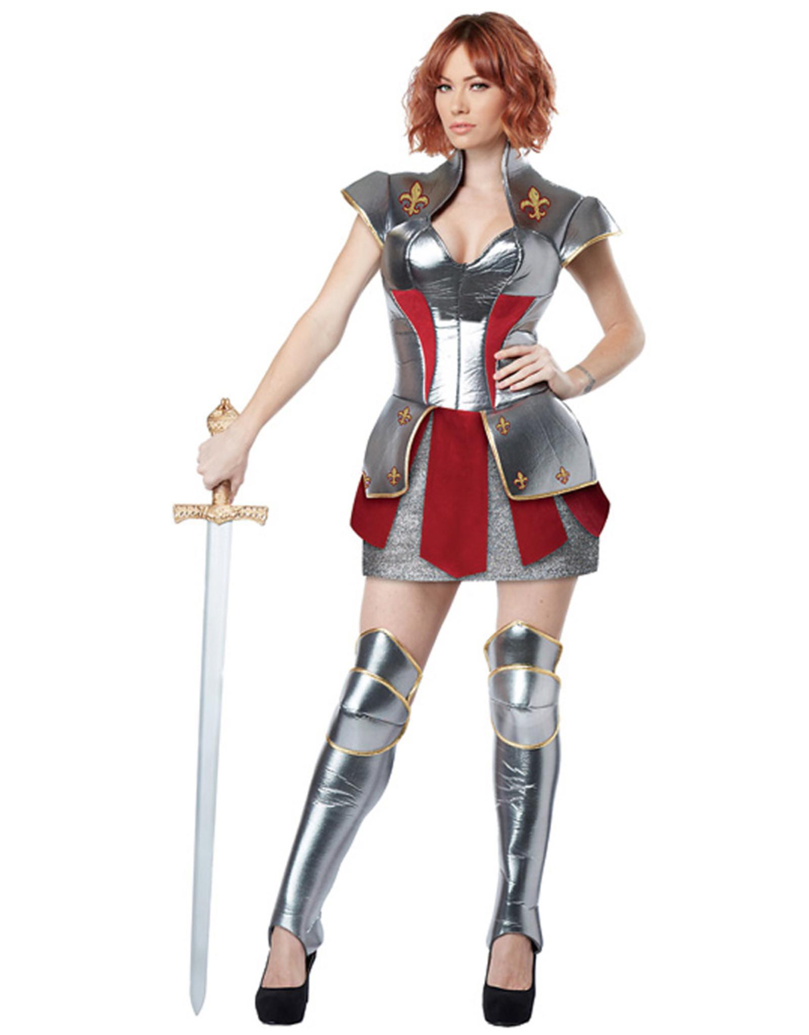 Joan of Arc Costume - Women's