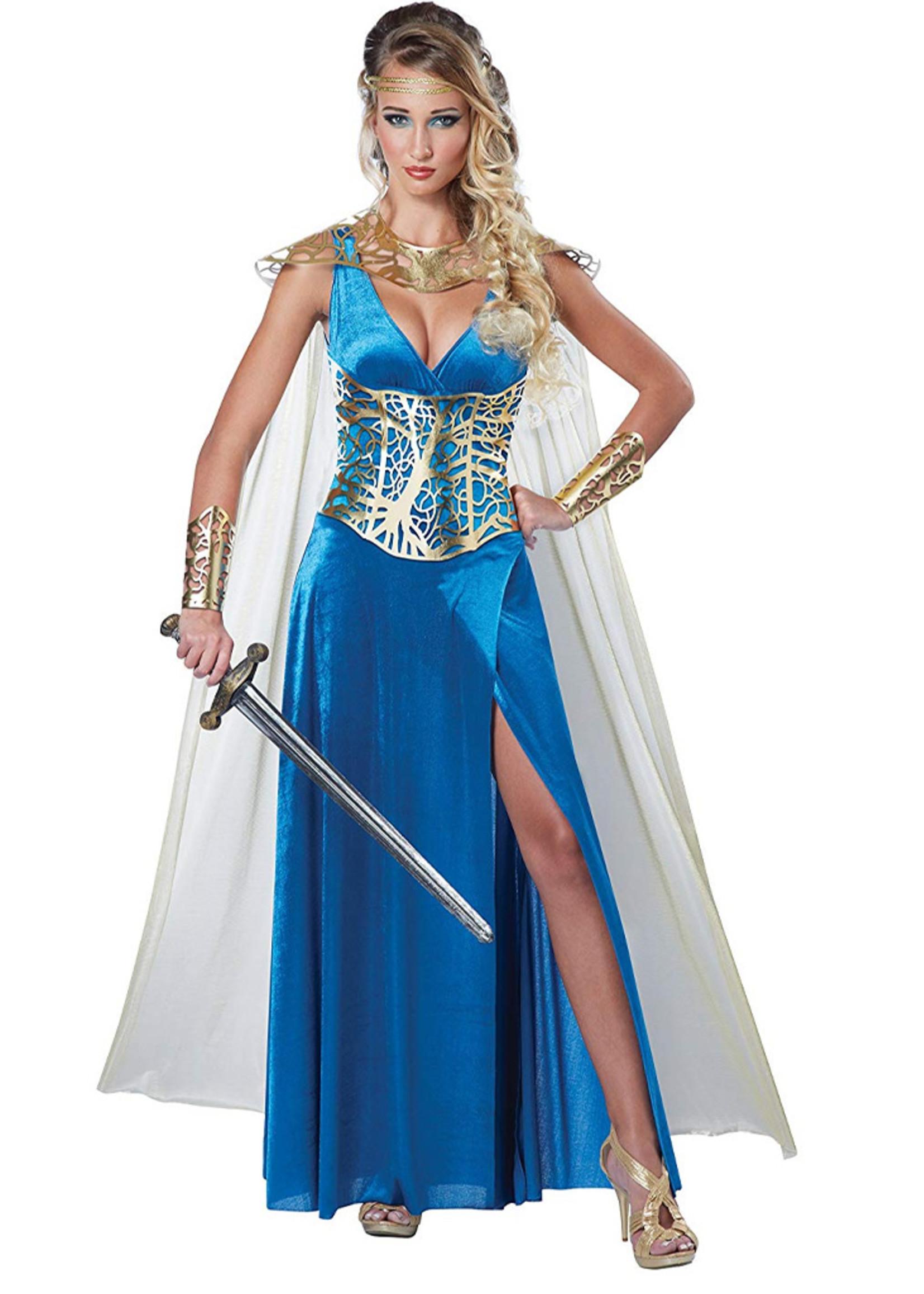 Warrior Queen Costume - Women's