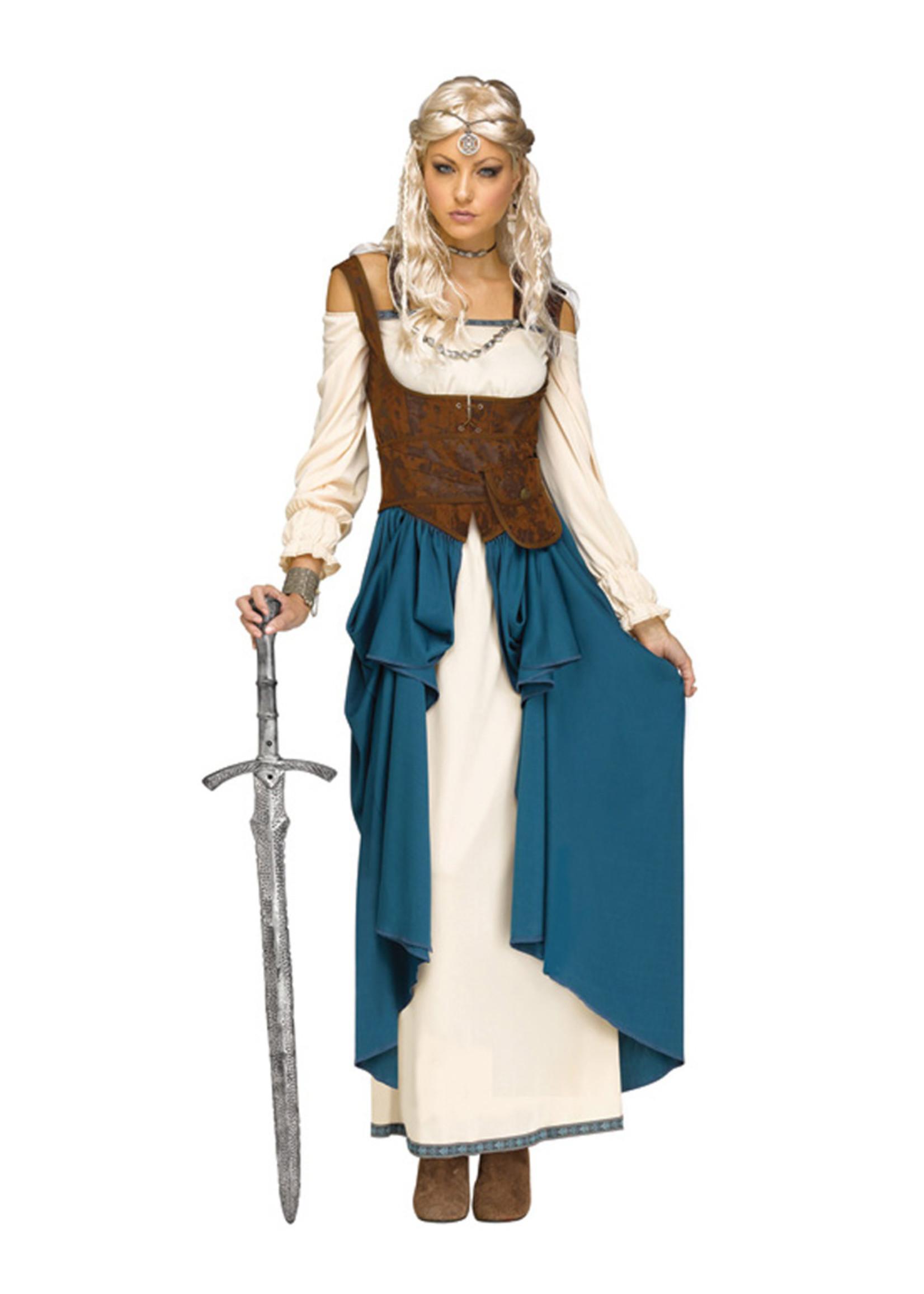 Viking Queen Costume - Women's