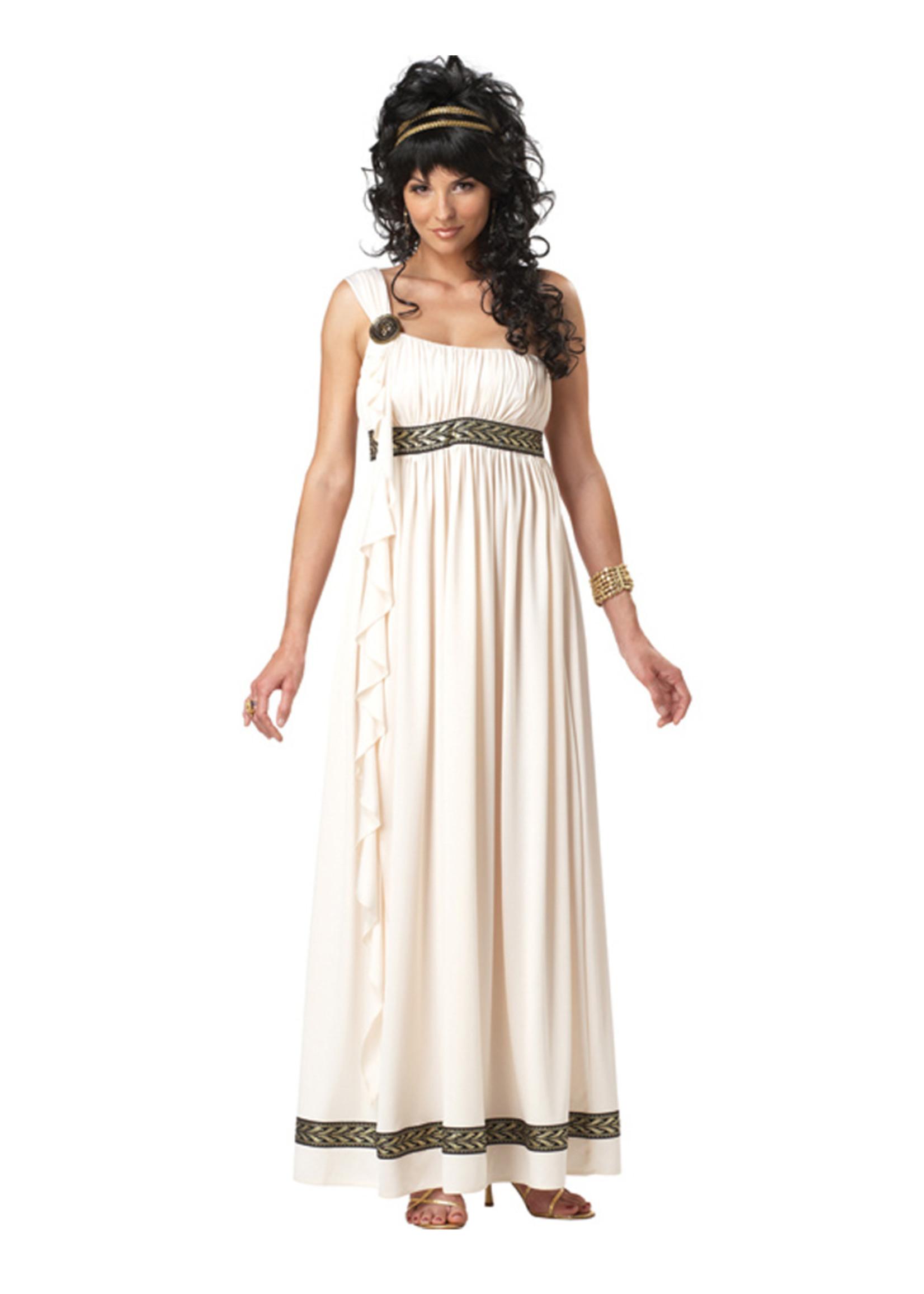 Olympic Goddess Costume - Women's