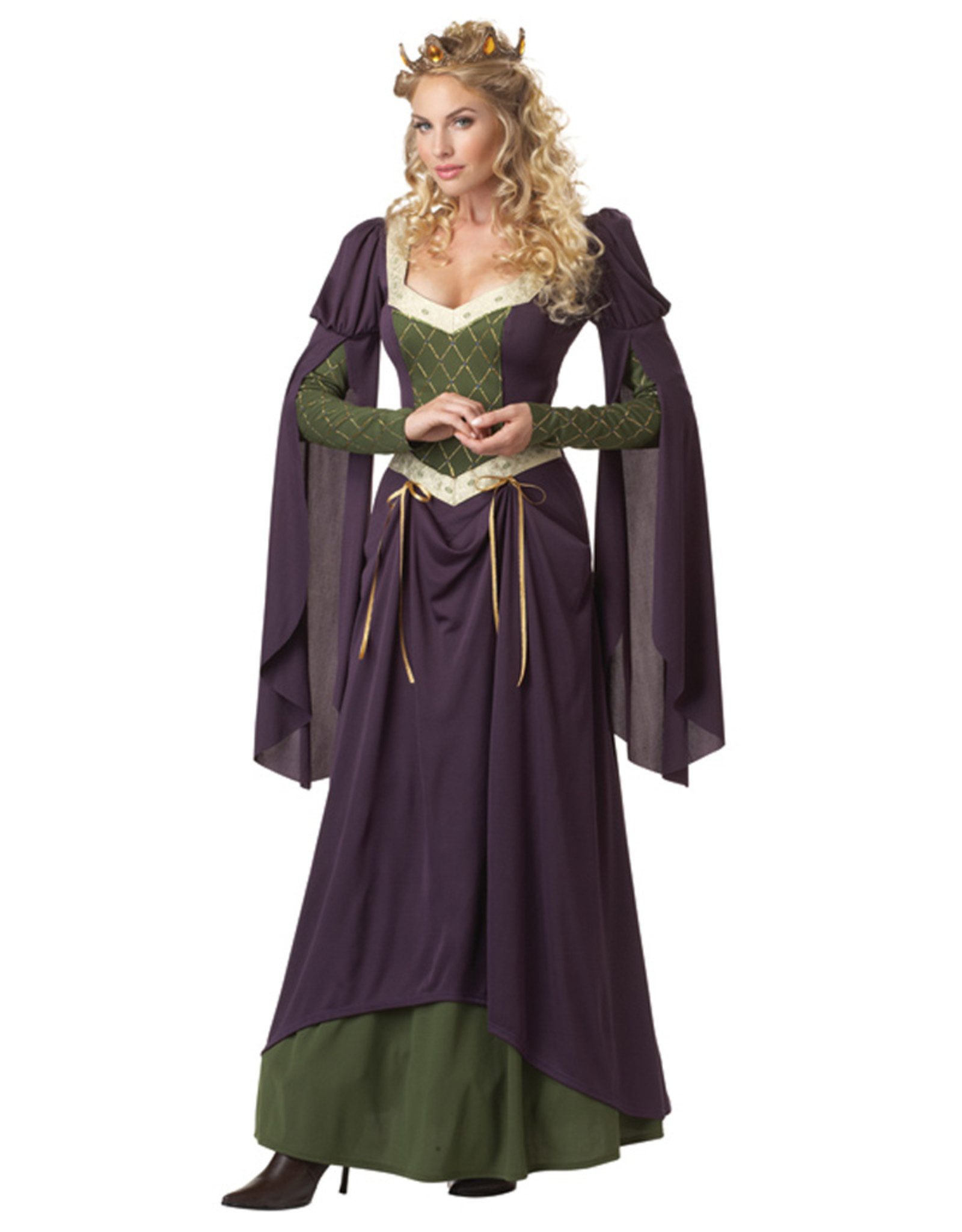 Lady In Waiting Costume - Women's
