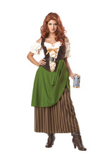 Tavern Maiden Costume - Women's