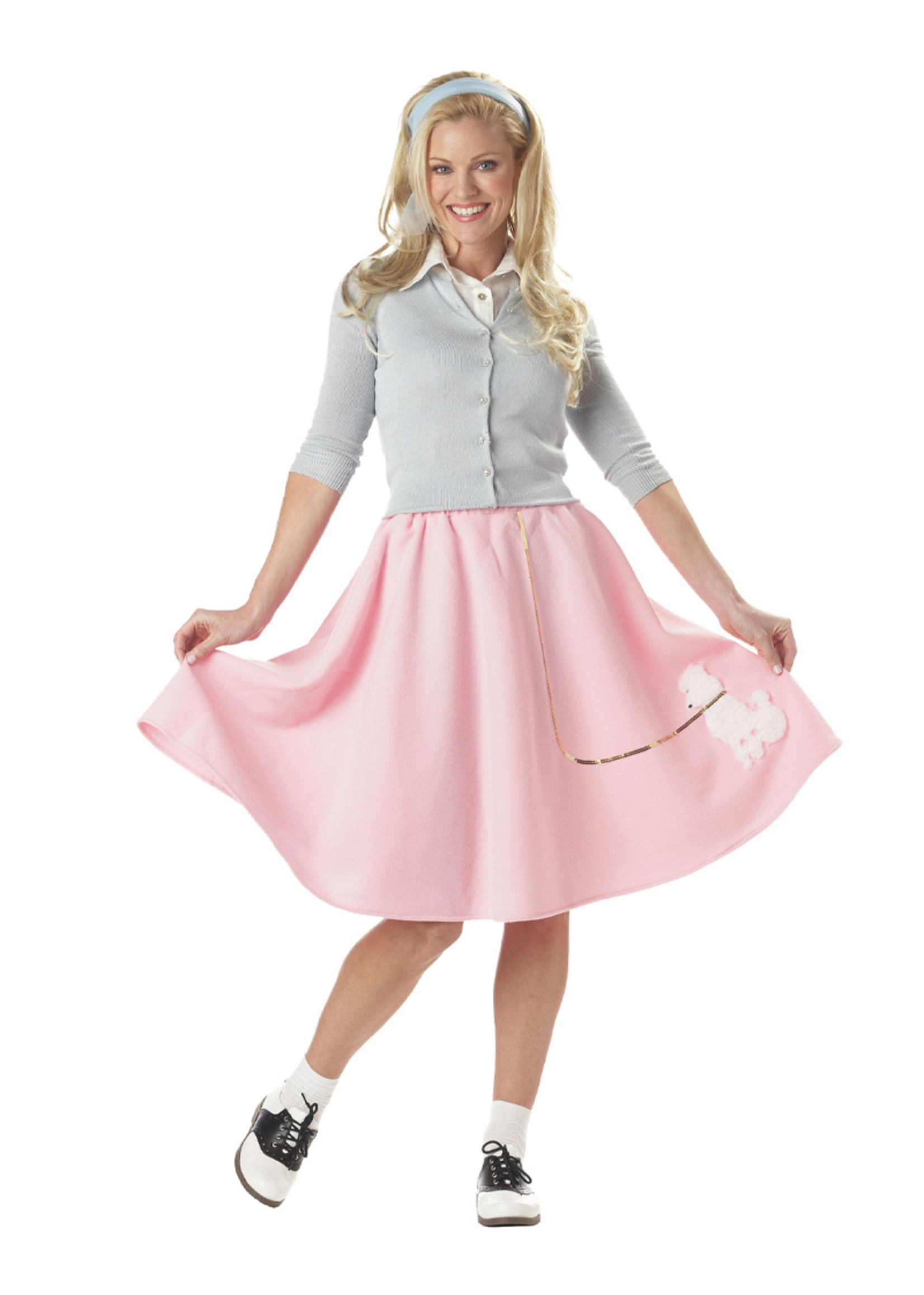 Poodle Skirt Costume - Women's
