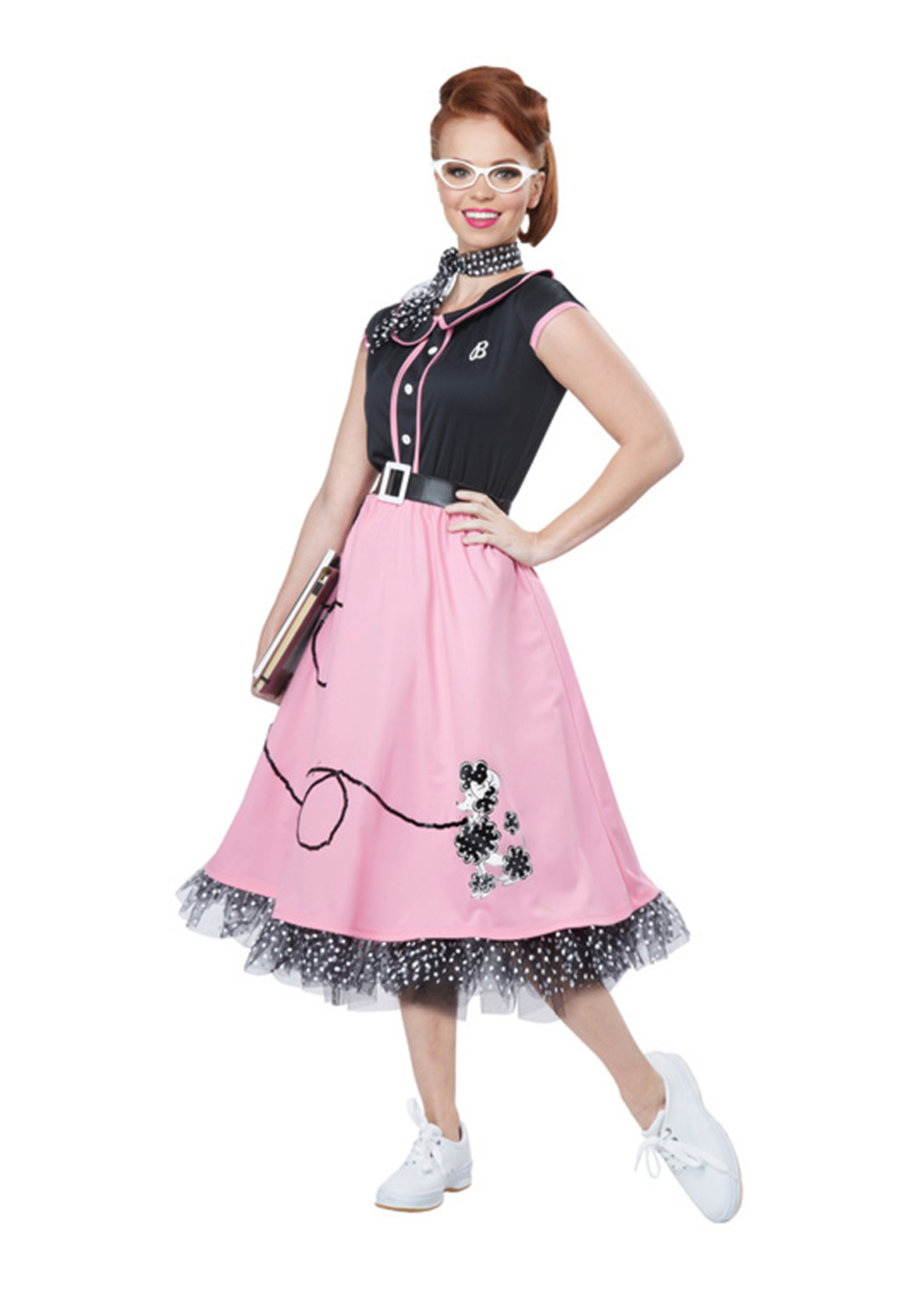 50's Sweetheart Costume - Women's