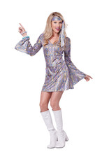 Disco Sensation Costume - Women's
