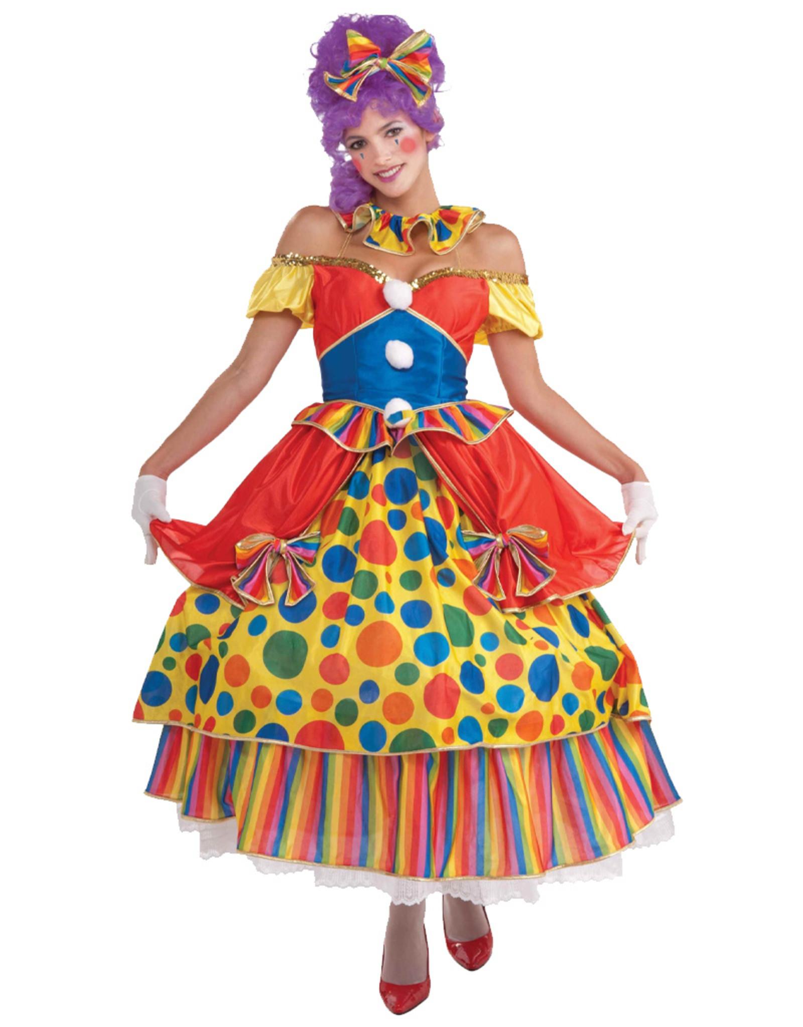 Belle of the Big Top Costume - Women's
