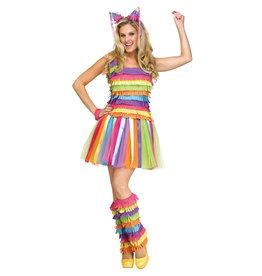 Party Pinata Costume - Women's