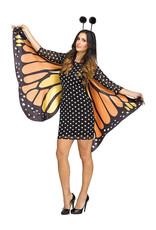 FUN WORLD Fluttery Butterfly Costume - Women's