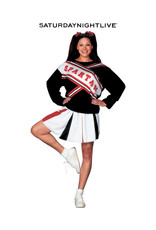 Spartan Cheerleader Costume - Women's