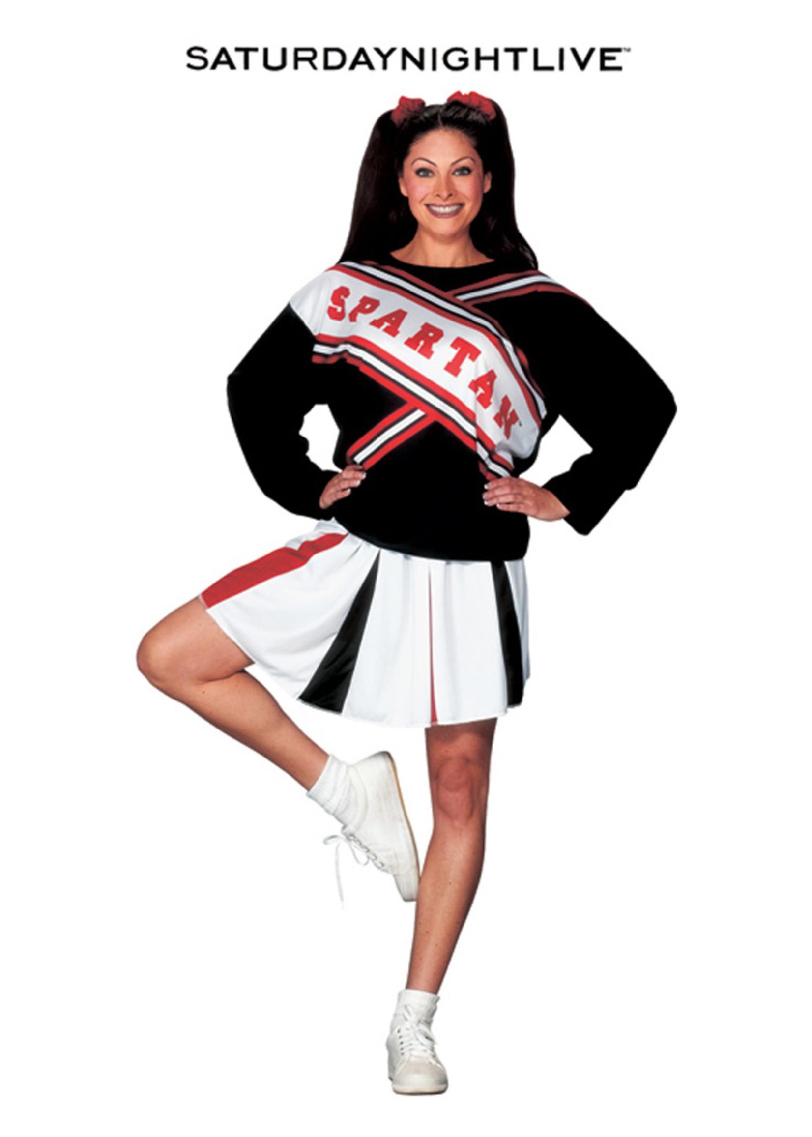 Spartan Cheerleader Costume - Women's