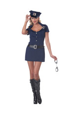 Police Woman Costume - Women's