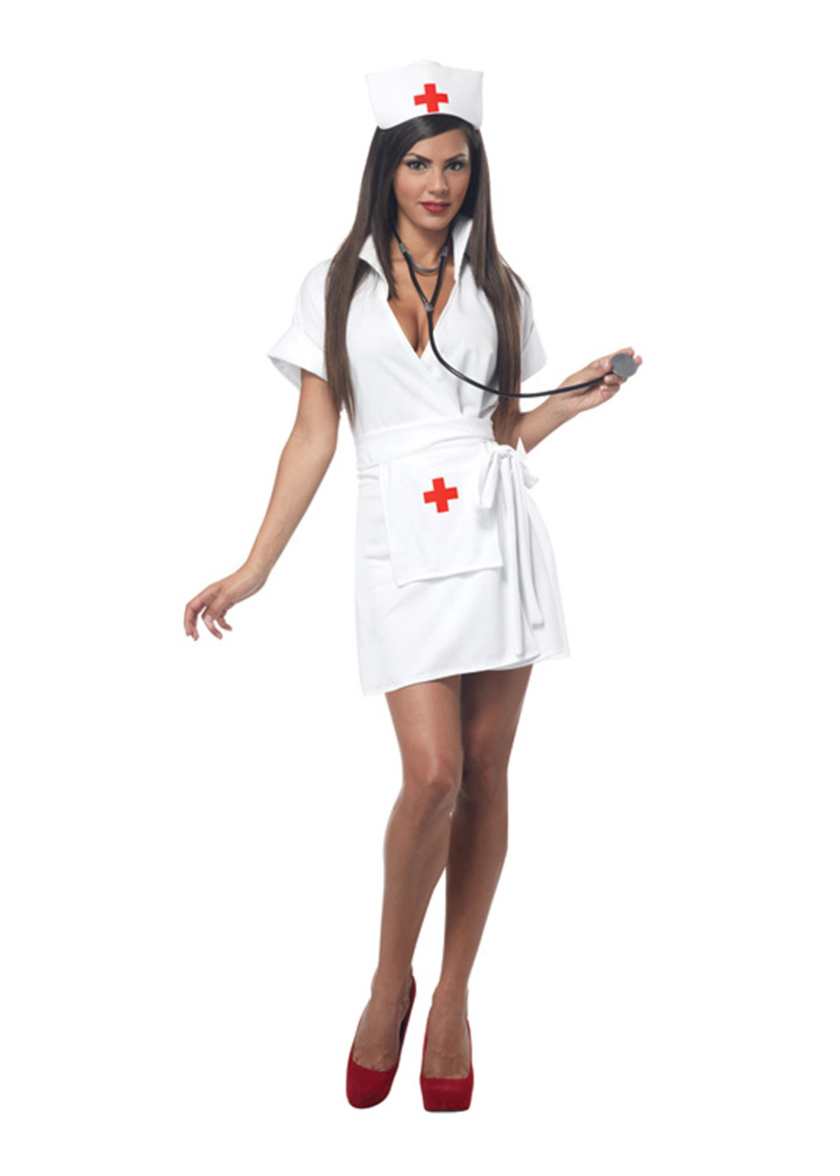 Fashion Nurse Costume - Women's