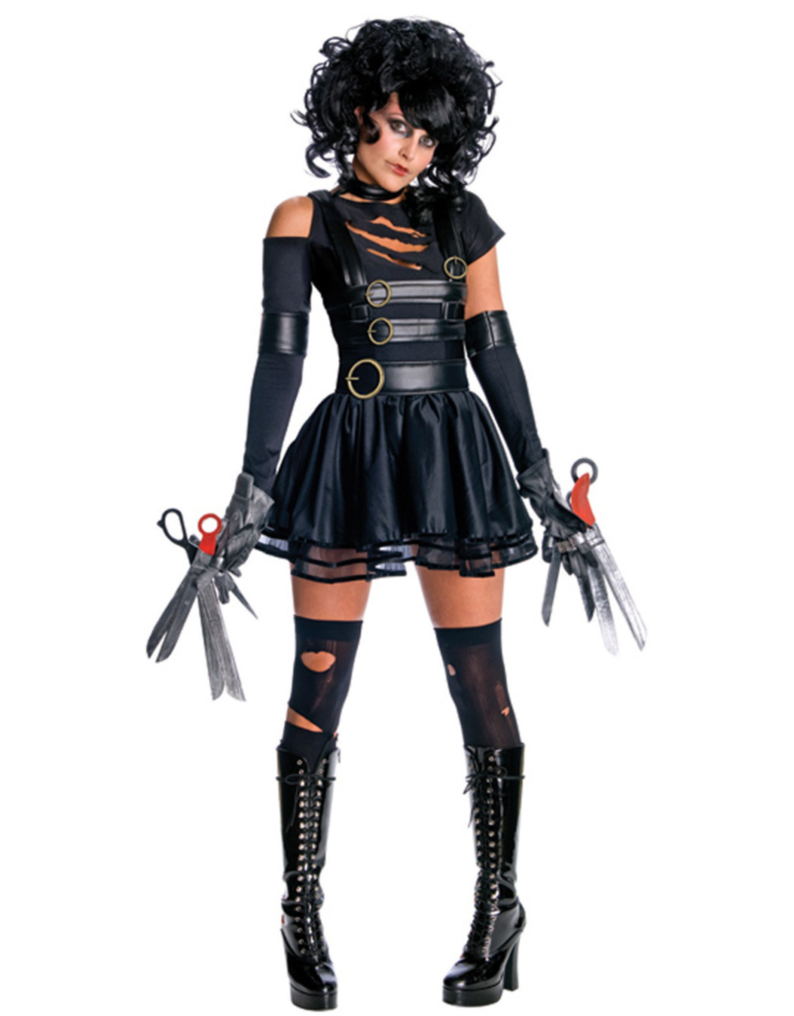 Miss Scissorhands Costume - Women's