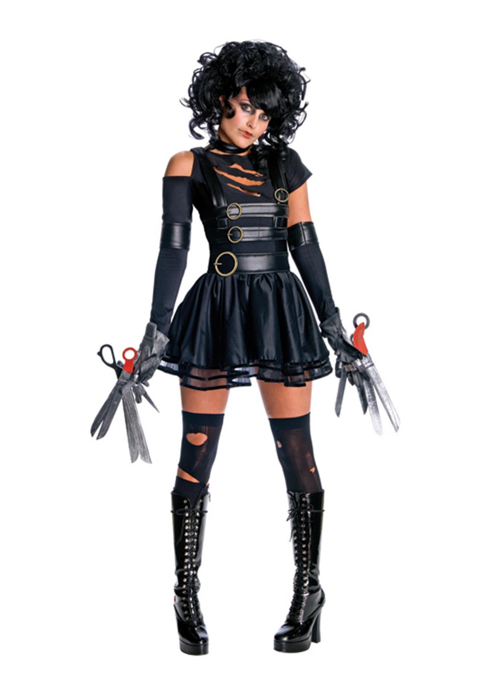 Miss Scissorhands Costume - Women's