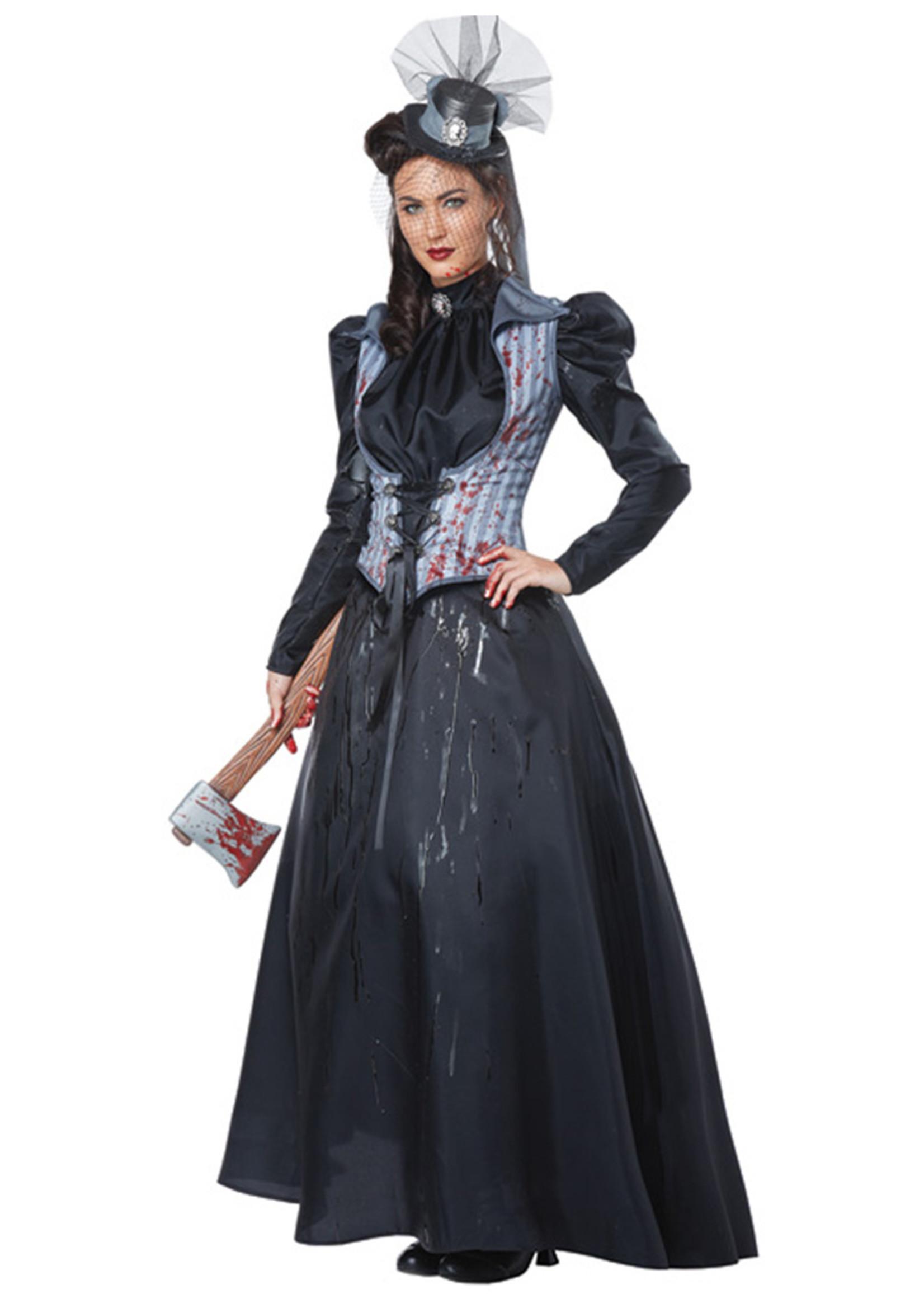Lizzie Borden Costume - Women's