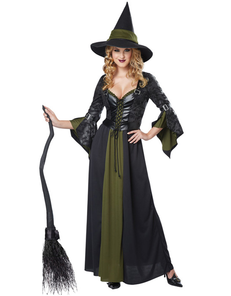Classic Witch Costume - Women's