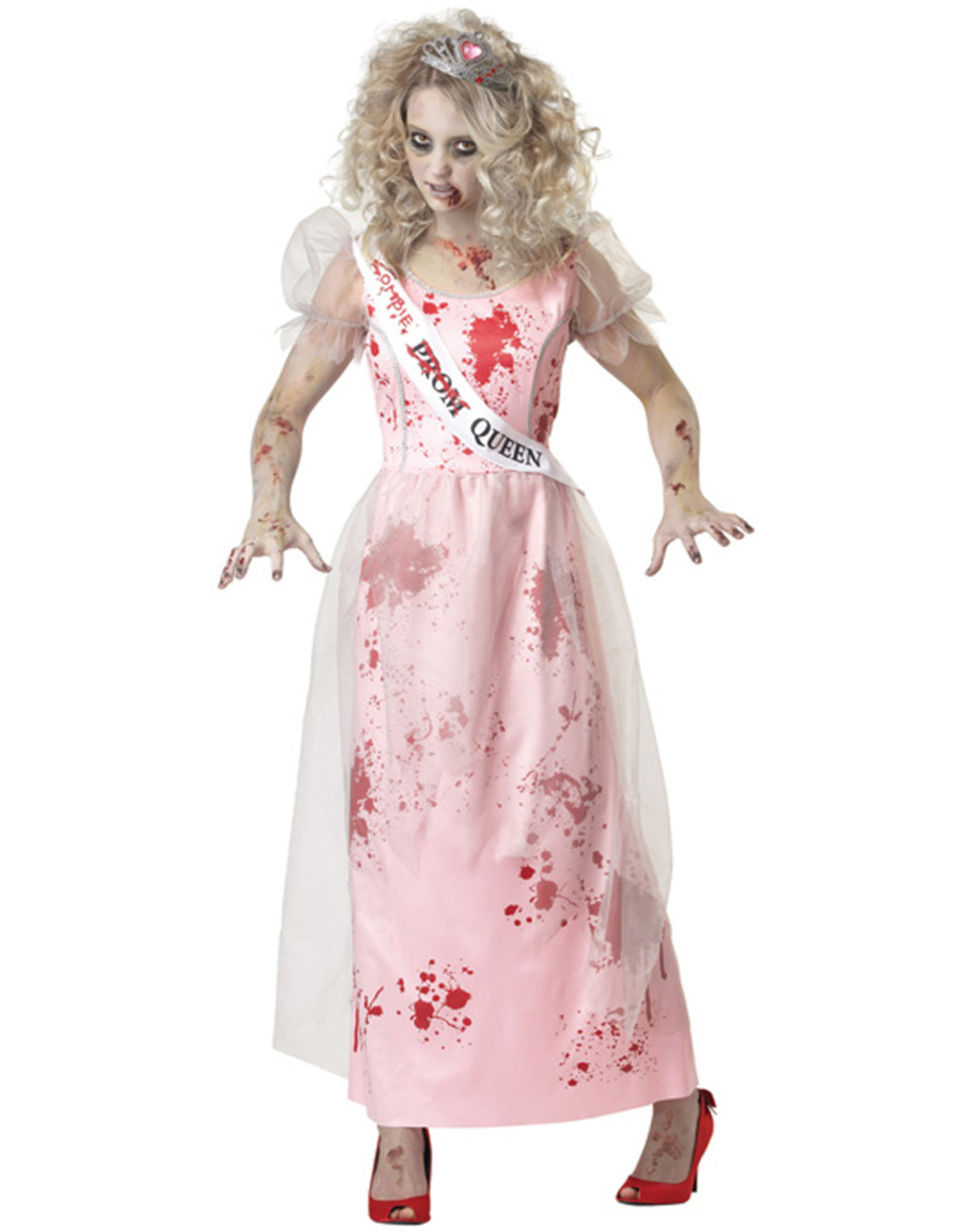 Prom Zom Costume - Women's