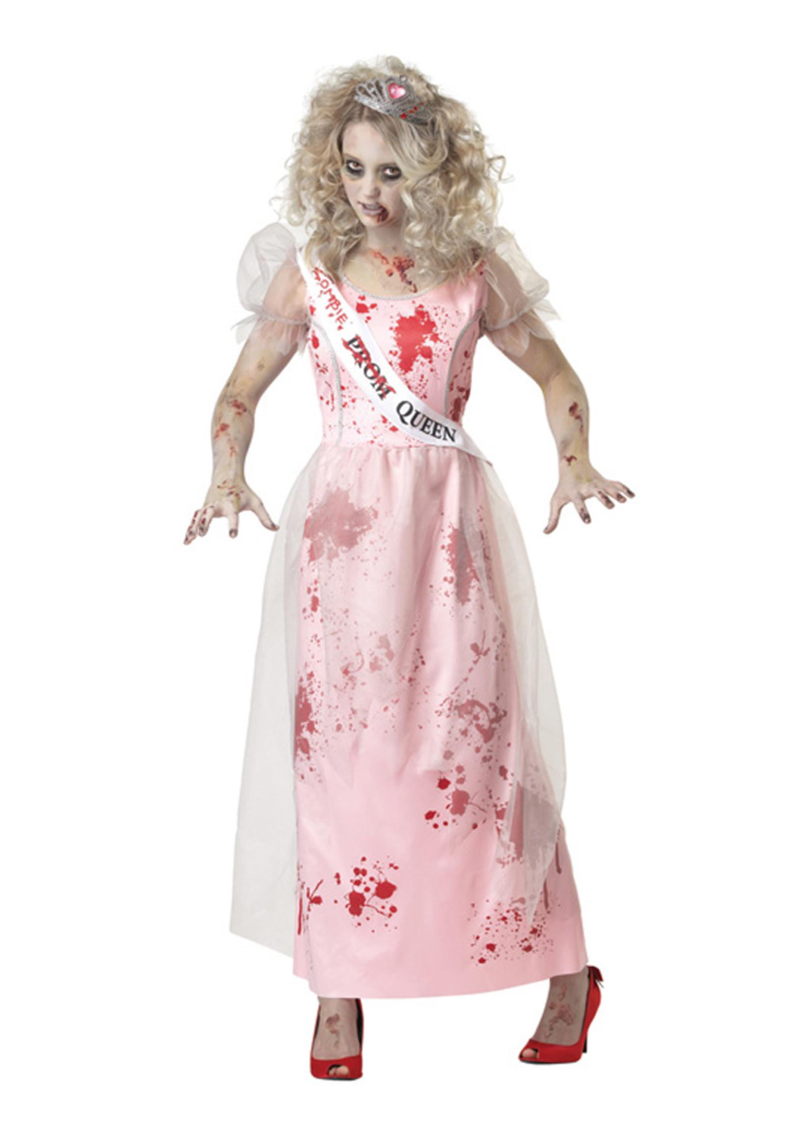 Prom Zom Costume - Women's