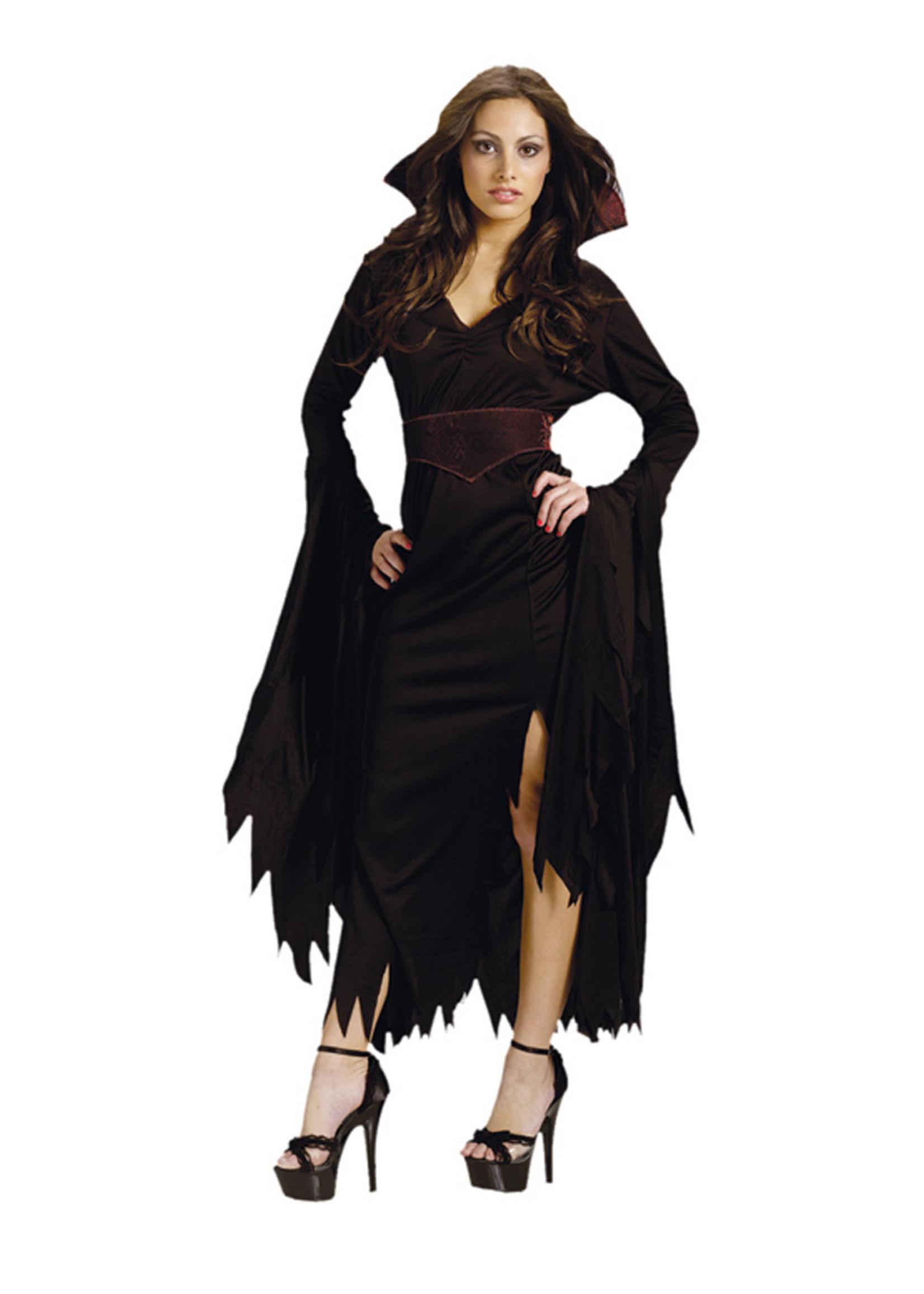 Classy Vamp Costume - Women's