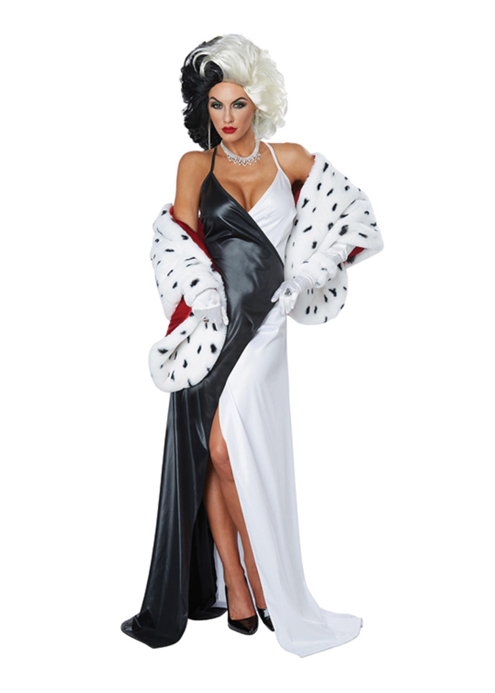 Cruel Diva Costume - Women's