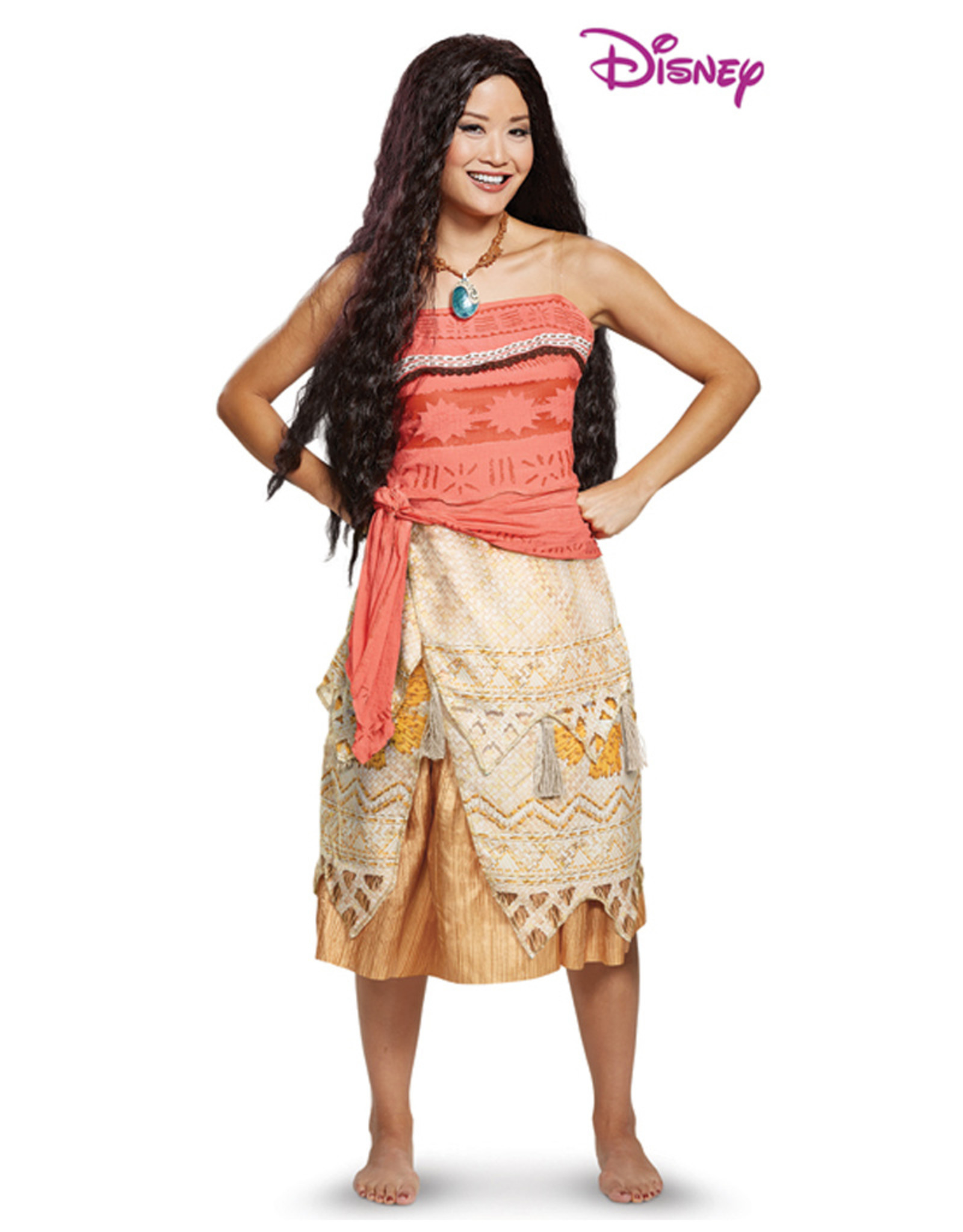 DISGUISE Moana Costume - Women's