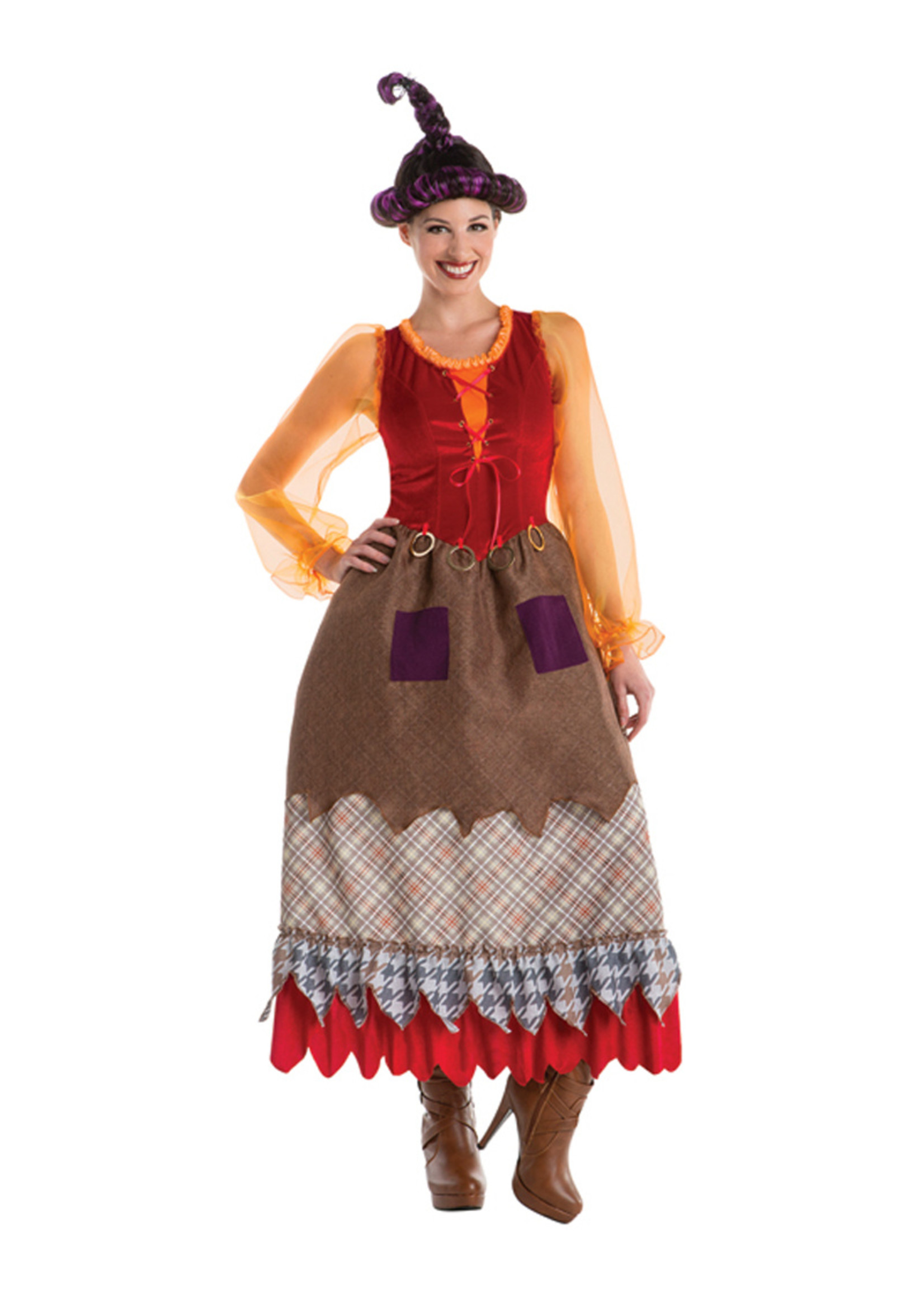 Goofy Salem Sister Costume - Women's